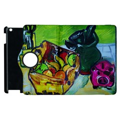 Still Life With A Pigy Bank Apple Ipad 2 Flip 360 Case