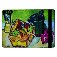 Still Life With A Pigy Bank Samsung Galaxy Tab Pro 12 2  Flip Case