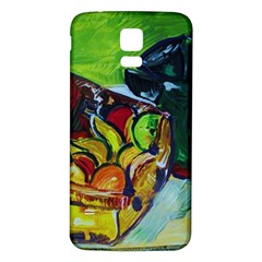 Still Life With A Pigy Bank Samsung Galaxy S5 Back Case (white)