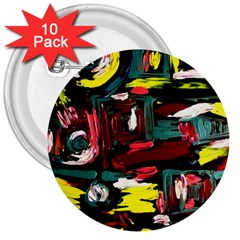 Signs 1/1 3  Buttons (10 Pack)