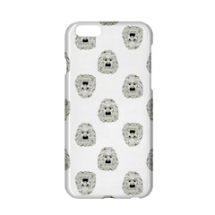 Angry Theater Mask Pattern Apple Iphone 6/6s Hardshell Case