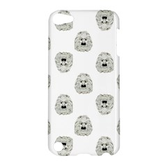 Angry Theater Mask Pattern Apple Ipod Touch 5 Hardshell Case