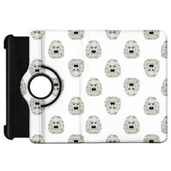 Angry Theater Mask Pattern Kindle Fire Hd 7