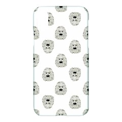 Angry Theater Mask Pattern Apple Iphone X Hardshell Case