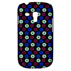 Eye Dots Blue Magenta Galaxy S3 Mini