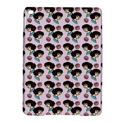 Redhead Girl Pink Ipad Air 2 Hardshell Cases