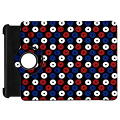 Eye Dots Red Blue Kindle Fire Hd 7