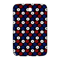 Eye Dots Red Blue Samsung Galaxy Note 8 0 N5100 Hardshell Case
