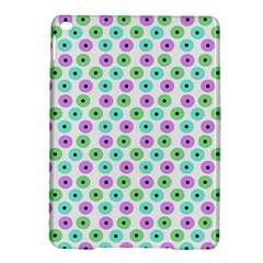 Eye Dots Green Violet Ipad Air 2 Hardshell Cases