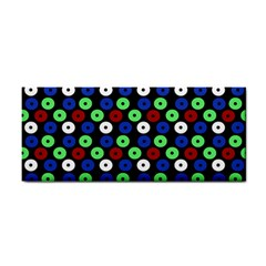 Eye Dots Green Blue Red Cosmetic Storage Cases