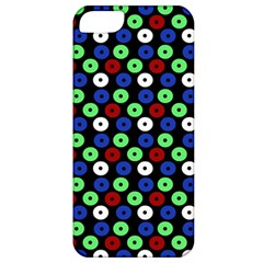 Eye Dots Green Blue Red Apple Iphone 5 Classic Hardshell Case
