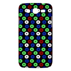 Eye Dots Green Blue Red Samsung Galaxy Mega 5 8 I9152 Hardshell Case