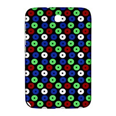 Eye Dots Green Blue Red Samsung Galaxy Note 8 0 N5100 Hardshell Case