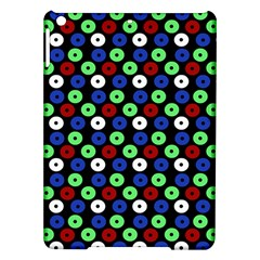 Eye Dots Green Blue Red Ipad Air Hardshell Cases