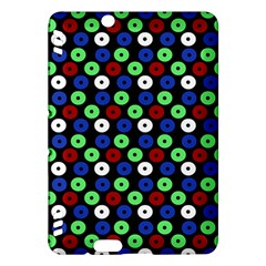 Eye Dots Green Blue Red Kindle Fire Hdx Hardshell Case