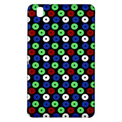 Eye Dots Green Blue Red Samsung Galaxy Tab Pro 8 4 Hardshell Case