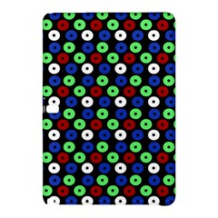 Eye Dots Green Blue Red Samsung Galaxy Tab Pro 12 2 Hardshell Case