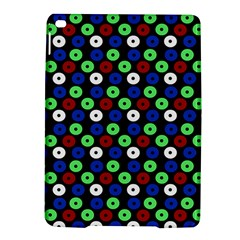 Eye Dots Green Blue Red Ipad Air 2 Hardshell Cases