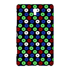 Eye Dots Green Blue Red Samsung Galaxy Tab S (8 4 ) Hardshell Case