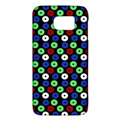 Eye Dots Green Blue Red Galaxy S6