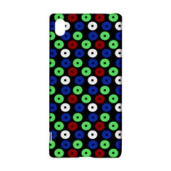 Eye Dots Green Blue Red Sony Xperia Z3+