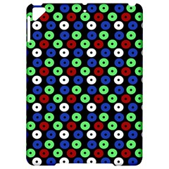Eye Dots Green Blue Red Apple Ipad Pro 9 7   Hardshell Case