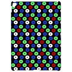 Eye Dots Green Blue Red Apple Ipad Pro 12 9   Hardshell Case