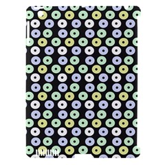 Eye Dots Grey Pastel Apple Ipad 3/4 Hardshell Case (compatible With Smart Cover)