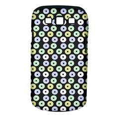 Eye Dots Grey Pastel Samsung Galaxy S Iii Classic Hardshell Case (pc+silicone)