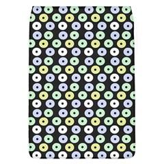 Eye Dots Grey Pastel Flap Covers (l)