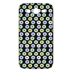 Eye Dots Grey Pastel Samsung Galaxy Mega 5 8 I9152 Hardshell Case