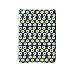 Eye Dots Grey Pastel Ipad Mini 2 Hardshell Cases