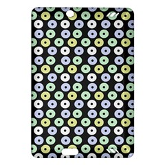 Eye Dots Grey Pastel Amazon Kindle Fire Hd (2013) Hardshell Case