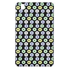 Eye Dots Grey Pastel Samsung Galaxy Tab Pro 8 4 Hardshell Case