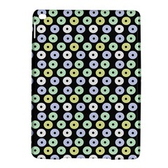 Eye Dots Grey Pastel Ipad Air 2 Hardshell Cases