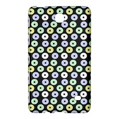 Eye Dots Grey Pastel Samsung Galaxy Tab 4 (7 ) Hardshell Case