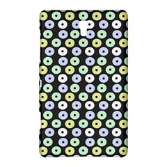 Eye Dots Grey Pastel Samsung Galaxy Tab S (8 4 ) Hardshell Case