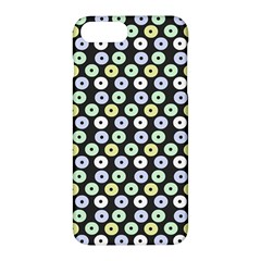 Eye Dots Grey Pastel Apple Iphone 7 Plus Hardshell Case
