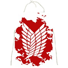 Attack On Titan Full Print Aprons