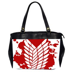 Attack On Titan Office Handbags (2 Sides)