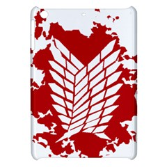 Attack On Titan Apple Ipad Mini Hardshell Case