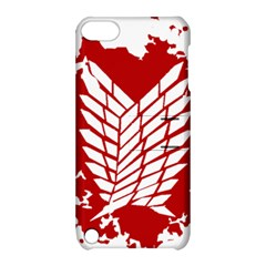 Attack On Titan Apple Ipod Touch 5 Hardshell Case With Stand