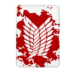 Attack On Titan Samsung Galaxy Tab 2 (10 1 ) P5100 Hardshell Case