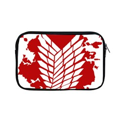 Attack On Titan Apple Macbook Pro 13  Zipper Case by Animestyle
