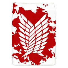 Attack On Titan Flap Covers (s)