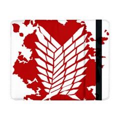 Attack On Titan Samsung Galaxy Tab Pro 8 4  Flip Case