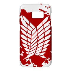 Attack On Titan Samsung Galaxy S7 Hardshell Case  by Animestyle