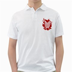 Attack On Titan Golf Shirts