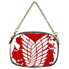 Attack On Titan Chain Purses (one Side)