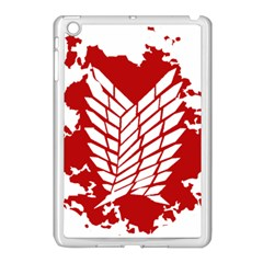 Attack On Titan Apple Ipad Mini Case (white)